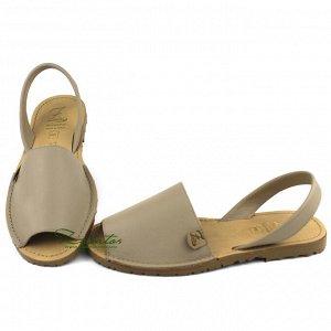 Абаркасы AB. Zapatos 364 TAUPE