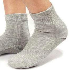 Турмалиновые носки антибактериальные