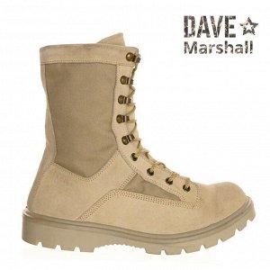 """Ботинки кожаные облегченные с высокими берцами HOWARD D-8"""""""