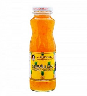 Соус ананасовый чили (Maepranom Pineapple Chilli Sauce) 220 гр.