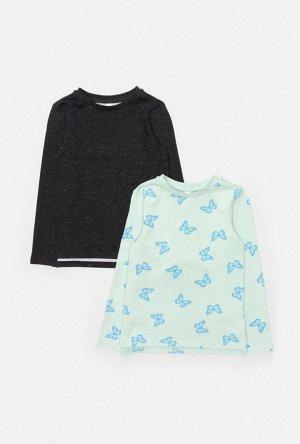 Джемперы детские для девочек в наборе из 2-х шт Peach set ассорти