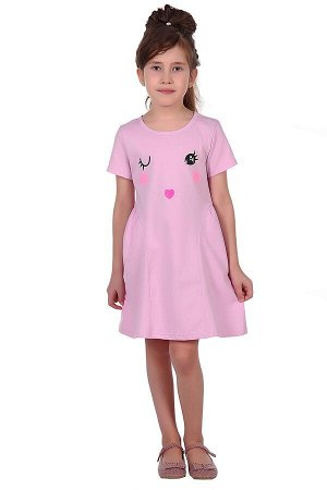 Платье Кити Размер 26-36 (кулирка), ПЛ-25