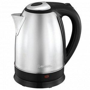 Чайник электрический 2000 Вт, 1.8 л ВАСИЛИСА ВА-1029 черный