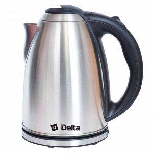 Чайник электрический 2000 Вт, 2 л DELTA DL-1032
