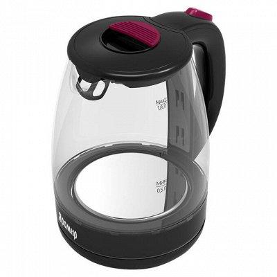 ✔ Дельта- Дискаунтер ✔ Товары для дома ✔- 49 — Чайники со стеклянным корпусом электрические — Электрические чайники и термопоты