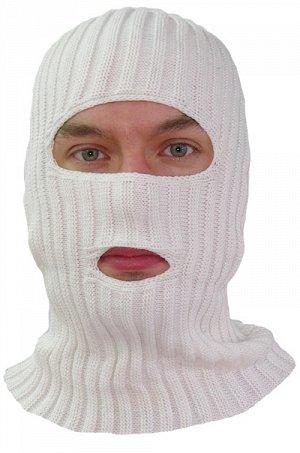 Шапка-маска вязаная