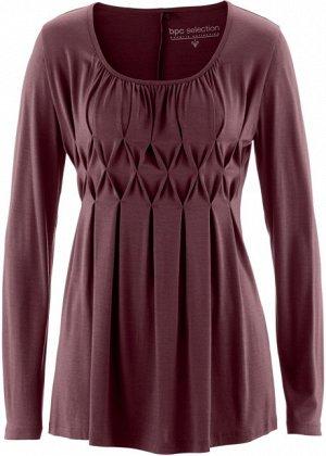 Мягкая, приятная к телу блуза.