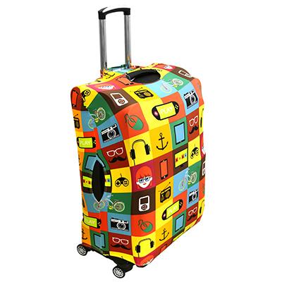 ДОМАШНЯЯ МОДА: хозтовары и интерьер — Чехлы для чемоданов — Дорожные сумки