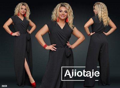 AJIOTAJE-женская одежда 30. До 62 размера — Комбинезоны 48+ — Комбинезоны