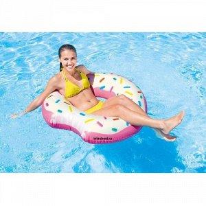 Круг  надувной Пончик ,94*23 см.