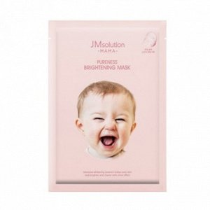 JM SOLUTION MAMA PURENESS BRIGHTENING MASK