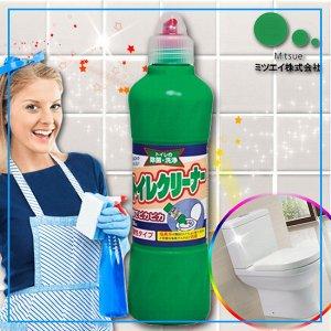 """""""Mitsuei"""" Чистящее средство для унитаза (с соляной кислотой)0,5"""