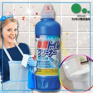 """Mitsuei"" Чистящее средство для унитаза (с хлором)500мл"