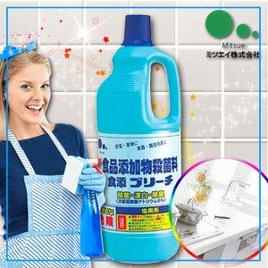 """""""Mitsuei"""" Универсальное кухонное моющее и отбеливающее средство (концентрированное)1,5л"""