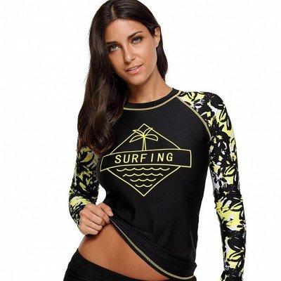 Одежда для SUP-серфинга — Рашгарды — Лифы
