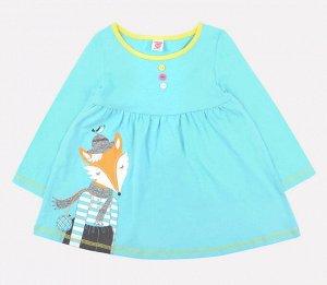 Платье для девочки Crockid К 5519 яркий минт