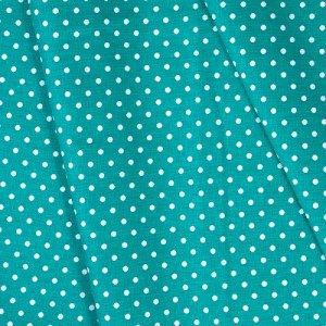 Ткань бязь плательная 150 см 1590/13 цвет изумруд