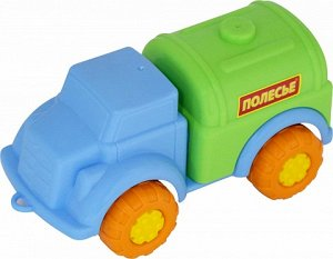 Антошка автомобиль водовоз