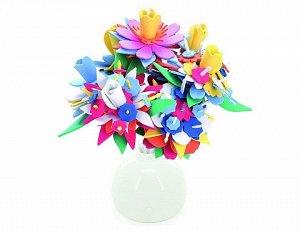 Цветы светильник букет