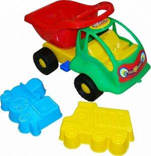Набор №50: Муравей автомобиль самосвал + формы