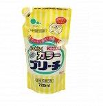"""""""Mitsuei"""" Кислородный отбеливатель для цветных вещей (мягкая экономичная упаковка) 0.72 л., 1/12"""