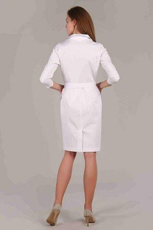 Халат медицинский жен. М-062 ткань Элит-145