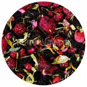 Чай черный - Фруктовая Фантазия Премиум - 100 гр