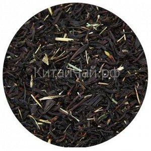 Чай черный - Черный с Мелиссой и Мятой - 100 гр