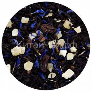 Чай черный - Черный чай с корицей - 100 гр