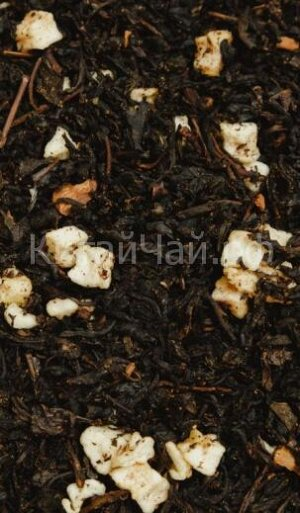 Чай черный - Яблоко корица - 100 гр