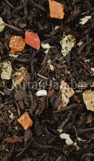 Чай черный - Фруктовая мечта - 100 гр