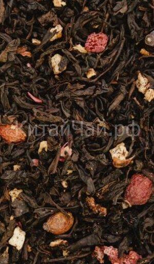 Чай черный - Ягодный микс - 100 гр