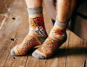 Носки шерстяные N6R175-1.