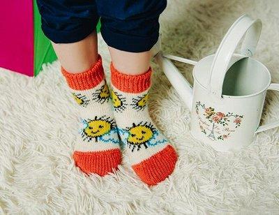 Бабушкины носки. Бабушка плохого не посоветует! — Носки детские — Носки и гольфы
