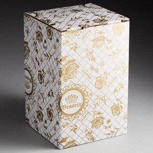 """Банка для чайных пакетиков 8х13см МН013Q """"Флориана"""""""