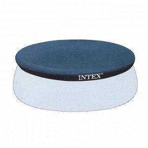 Тент на бассейн Easy Set, d=366 см, 28022 INTEX