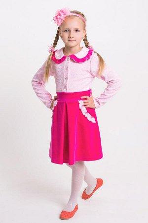 "Платье ""Жасмин"", розовый"