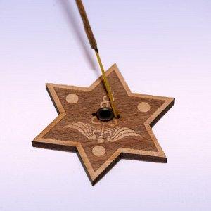 Подставка под благовония Повышение иммунитета Звезда Святилище для фимиама