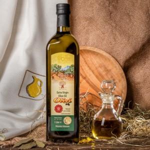 Оливковое масло фермерское Olivi, Греция, ст.бут., 1л