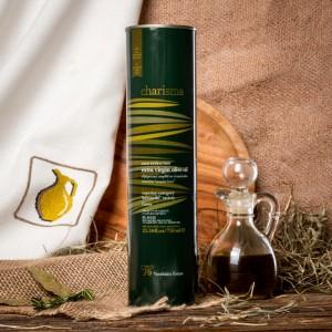 Оливковое масло Charisma, Восточный Крит, Греция, жест.банка, 1л