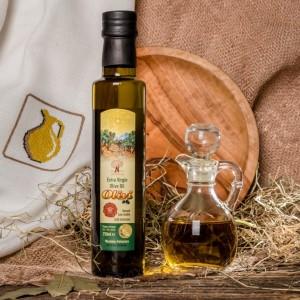 Оливковое масло фермерское Olivi, Греция, ст.бут., 250мл