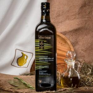 Оливковое масло Charisma, Восточный Крит, Греция, ст.бут., 1л
