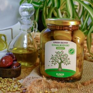 Греческая олива, Продукты и косметика из Греции — Оливки и пасты