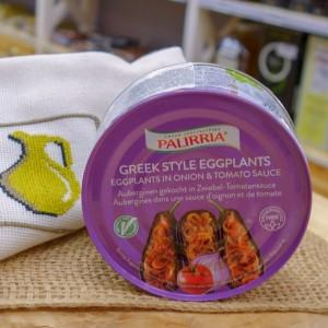 """Баклажаны фаршированные в томатном соусе """"Имам"""" Palirria, 280г"""