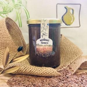 Паста из семян льна, Россия, стекл.банка, 400г