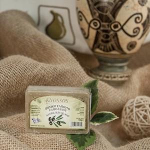 Греческая олива, Продукты и косметика из Греции — Оливковое мыло