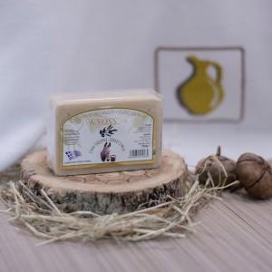 Оливковое мыло с МОЛОКОМ ОСЛИЦЫ Knossos, 100г