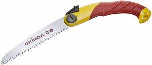 Ножовка GRINDA садовая