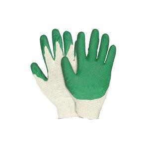 Перчатки трикотажные обливные