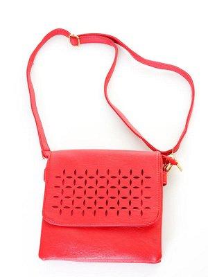 Сумка Страна производитель: Китай Цвет: Красный Стиль: Молодежный Материал: Искусственная кожа Форма: Квадратная Плечевой ремень: Да Ручки: Нет Тип застежки: Магнит Тип сумки: Мессенджер/Почтовая Мате